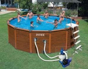 Piscine Intex SEQUOIA SPIRIT