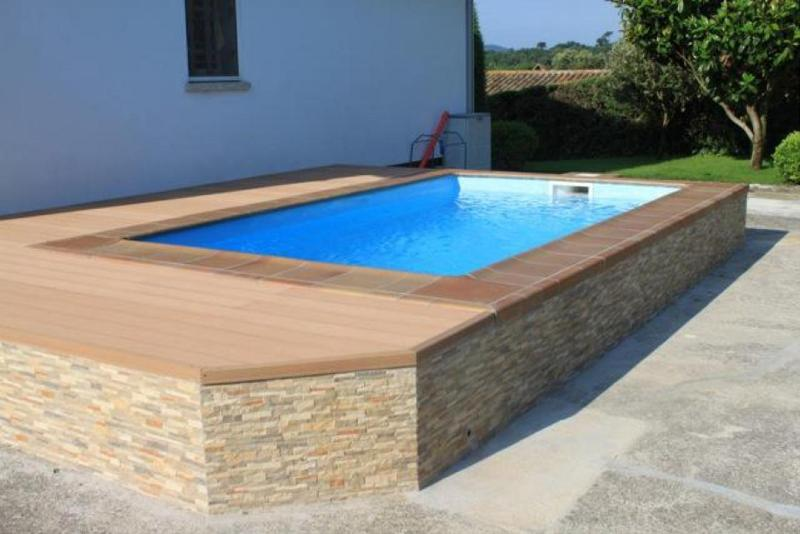 Piscine coque polyester piscine discount for Coque piscine 4x3