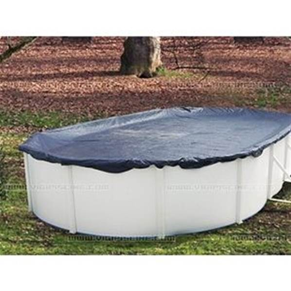 Couverture hiver piscine ovale 7 30x3 70m for Piscine hors sol 7 30x3 70