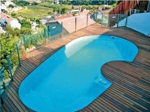 Piscine polyester discount ANDROMEDA 775
