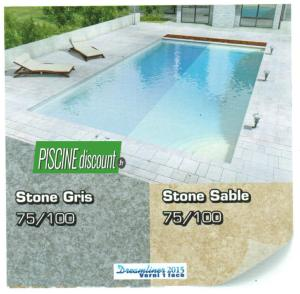 Liners imprim s pour piscine piscine discount for Liner sable piscine