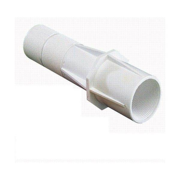 Travers es de mur piscine b ton liner for Liner piscine beton