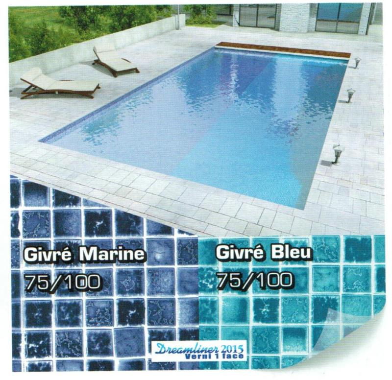 Liner pour piscine articles similaires with liner pour for Acheter liner piscine