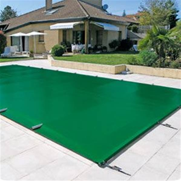 B che de s curit pour piscine 5m x 3m for Piscine gonflable 3m