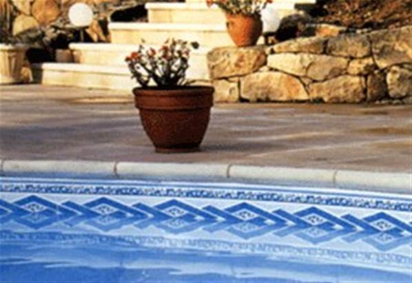 Frise pour liner alkorplan 75 100 for Frise piscine