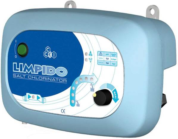 Electrolyseur limpido for Electrolyseur piscine