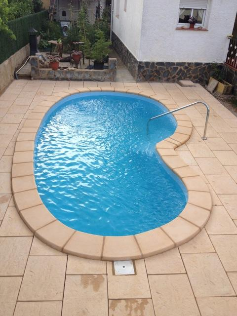 awesome piscine coque polyester haricot modle mars with bache piscine desjoyaux with bloc filtration piscine desjoyaux prix - Piscine Haricot Prix
