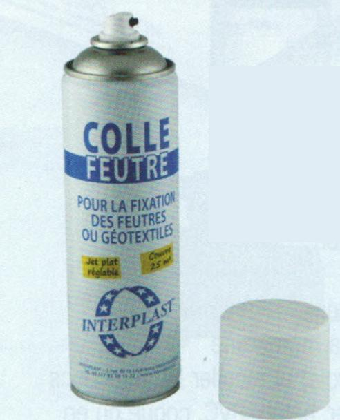 Colle sp ciale feutre for Feutre protection liner piscine